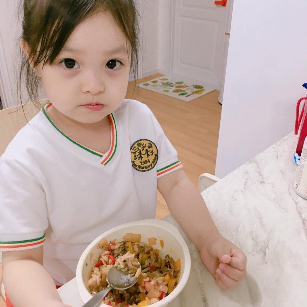 Папа кореец мама русская фото детей